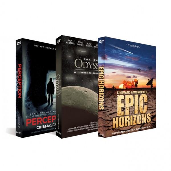 Buy Zero-G Sound Design Bundle (boxed)