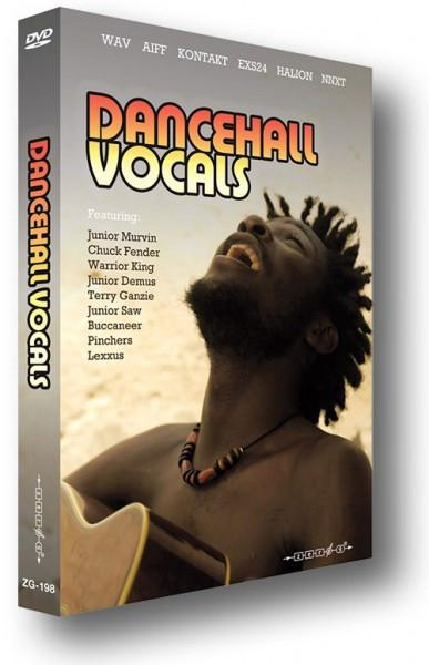 Buy Zero-G Dancehall Vocals (boxed)