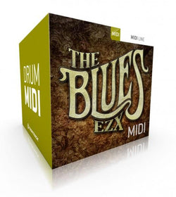 Download Toontrack Blues EZX MIDI