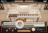 Interface Toontrack EZkeys Pipe Organ