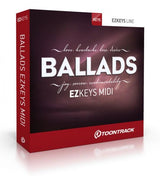 Download Toontrack EZkeys Ballad MIDI Pack