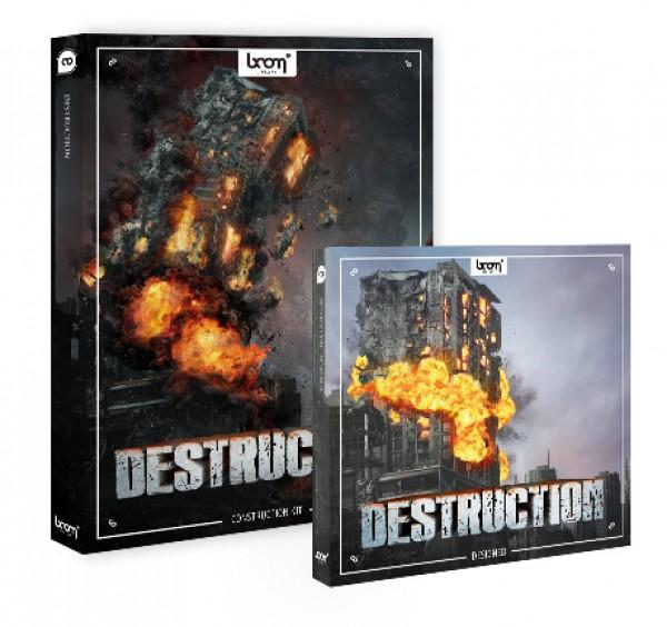 Download Boom Library Destruction Bundle
