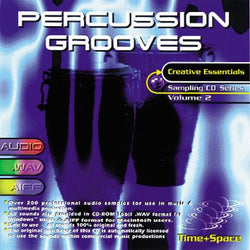 Download Zero-G Percussion Grooves