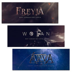 Strezov Sampling Frejya, Wotan, Árva Bundle
