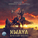 Buy Best Service KWAYA African Voices by Eduardo Tarilonte