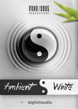 Big Fish Audio Ambient White