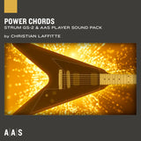AAS Power Chords Strum GS-2 Sound Pack