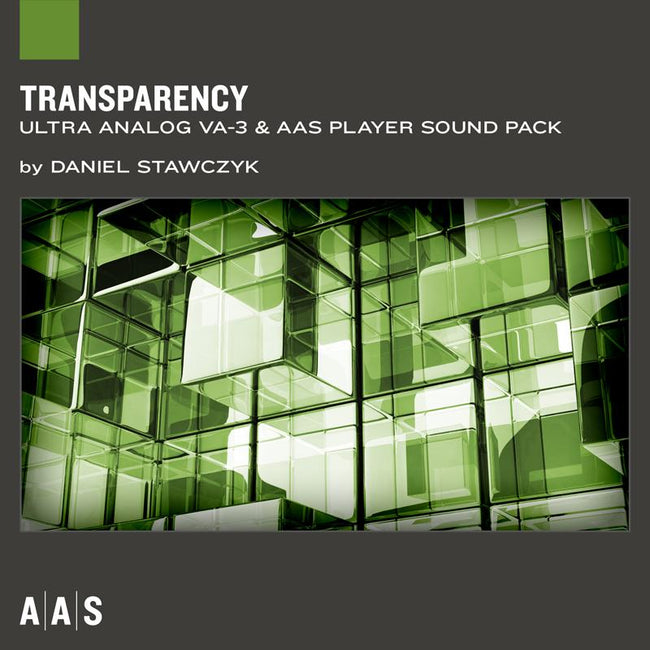 Download AAS Transparency Expansion