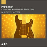 Download AAS Pop Rocks Sound Bank for Strum GS 2
