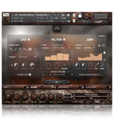 Soundiron Hopkins Instrumentation: Rumba Boxes GUI