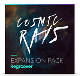 Accusonus Cosmic Rays Expansion Pack Cover Art