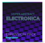 Accusonus Hyper-Abstract Electronica Cover Art