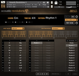 Impact Soundworks Acoustic Revolutions 3 GUI 2