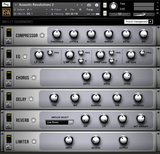 Impact Soundworks Acoustic Revolutions 3 GUI 3