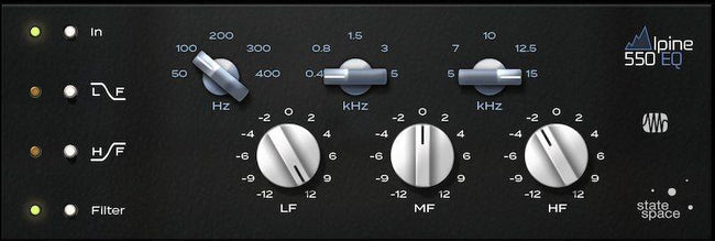PreSonus Fat Alpine EQ