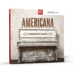 Download Toontrack Americana EZkeys MIDI Pack