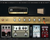 PreSonus Ampire Pedal Collection GUI