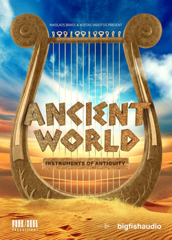 big fish audio ancient world instruments of antiquity