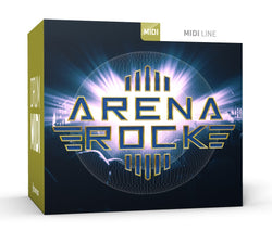 Download Toontrack Arena Rocks Drum MIDI Pack