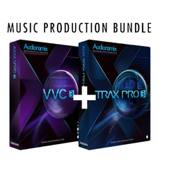 Audionamix Music Production Bundle Box Art