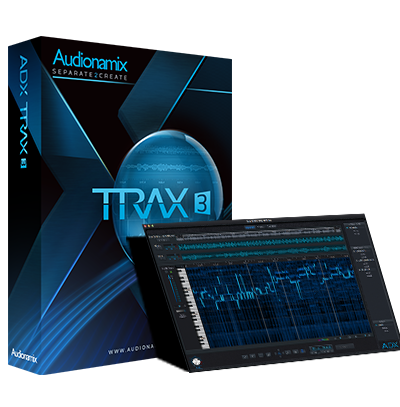 Audionamix TRAX 3 Box