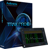 Audionamix TRAX PRO 3 SP Box Art