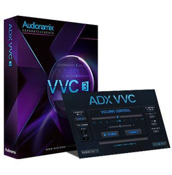 Audionamix VVC 3 box art and GUI