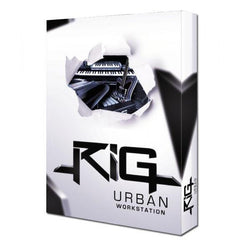 Download Big Fish Audio RiG Urban Workstation