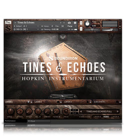 Interface Soundiron Tines and Echoes