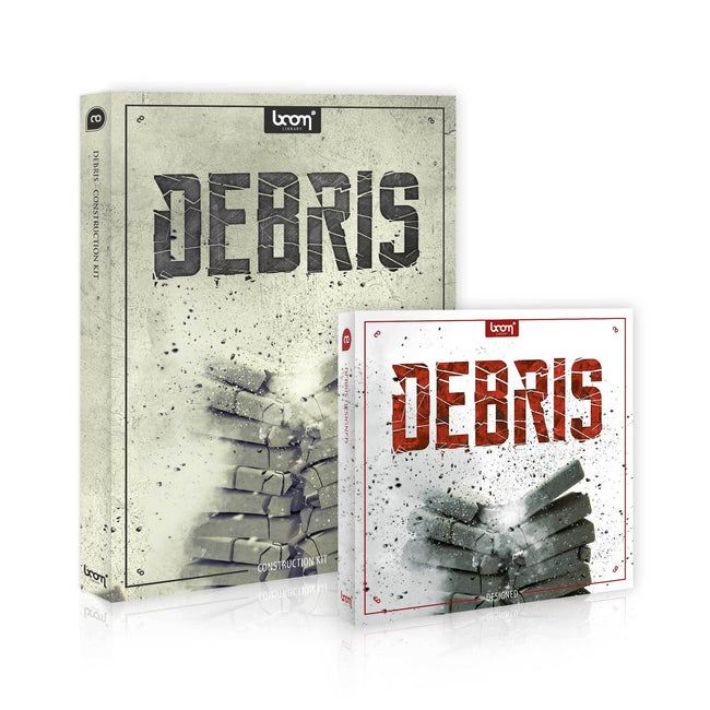 Download Boom Library Debris Bundle