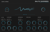 Sonic Atoms Baltic Shimmers GUI