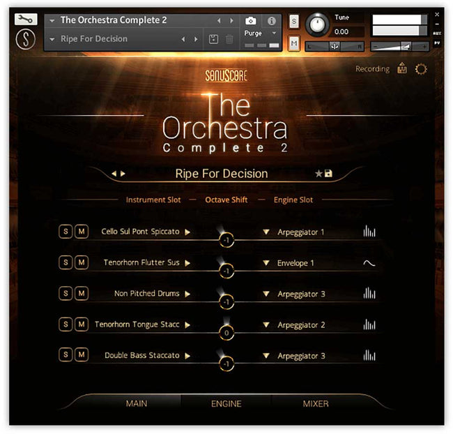 Best Service The Orchestra Complete V2