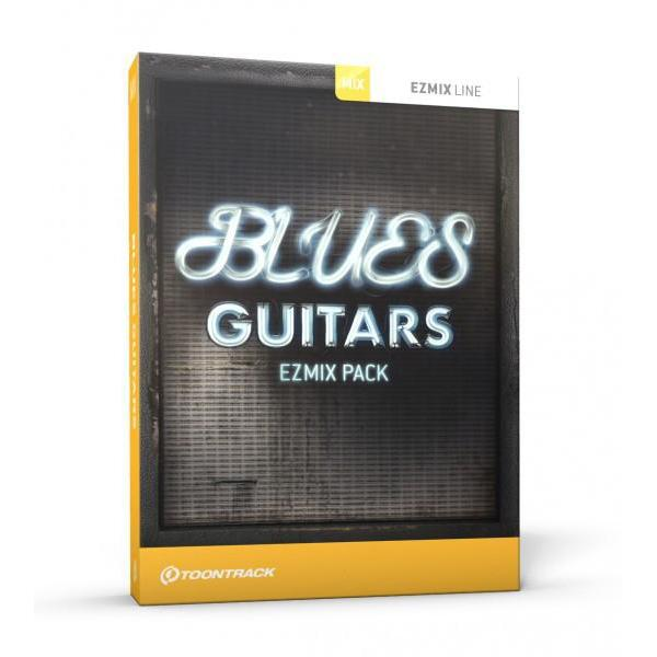 Blues Guitar EZmix Pack