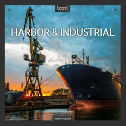Boom Library Harbor and Industrial Cover Art