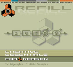 Download Zero-G Creative Essentials for Reason