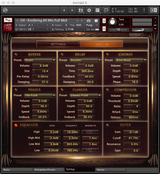 Best Service Chris Hein Ensemble Strings user interface