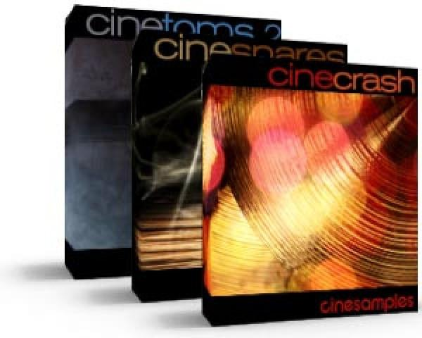 Download CineSamples CineLegacy Perc BUNDLE