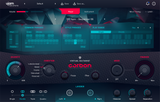 Ujam Virtual Guitarist CARBON interface