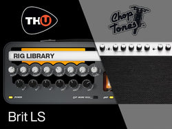 Overloud Choptones Brit LS TH-U Rig Library