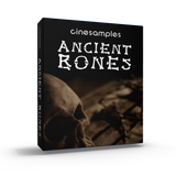 CineSamples Ancient Bones Box Art
