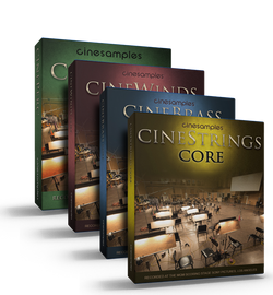 Cinesamples CineSymphony Core Bundle