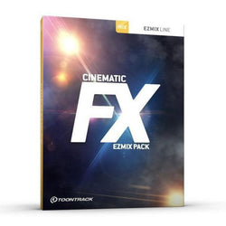Cinematic FX EZMix Pack