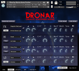 Buy Gothic Instruments DRONAR Cinematic Atmospheres