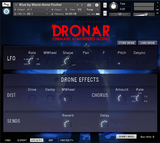 Review Gothic Instruments DRONAR Cinematic Atmospheres