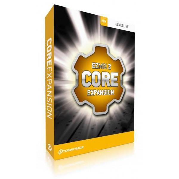 Core Expansion EZmix Pack