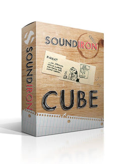 Soundiron Cube Box Art