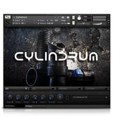 Soundiron Cylindrum - Main GUI
