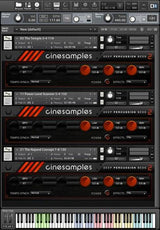 Buy CineSamples Deep Perc Beds 2