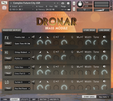 Gothic Instruments DRONAR Brass Expert page