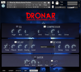 Interface Gothic Instruments DRONAR Cinematic Atmospheres